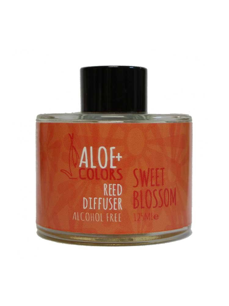 Reed Difuser Sweet Blossom Aloe+Colors by Aloe Plus