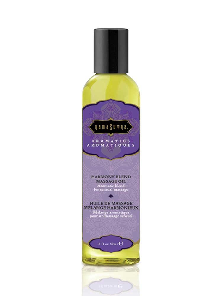 Harmony Blend Aromatics Massage Oil by Kamasutra