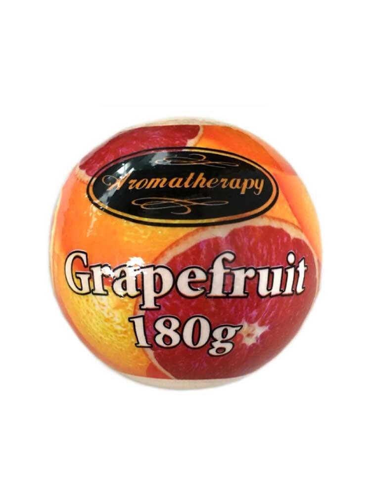 Grapefruit Bath Fizzer Aromatherapy 180gr