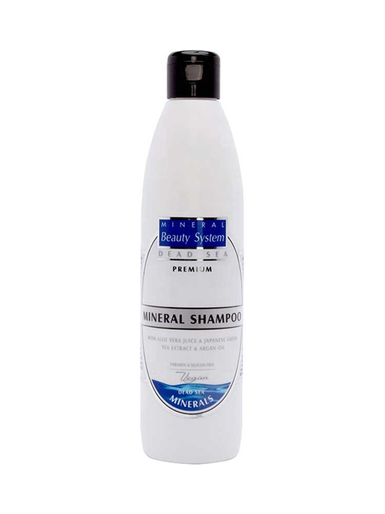 Mineral Shampoo Premium 300ml by Mineral Beauty System