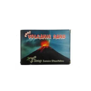 Παραδοσιακό σαπούνι ελαιολάδου με λάβα ηφαιστείου P. ELAA