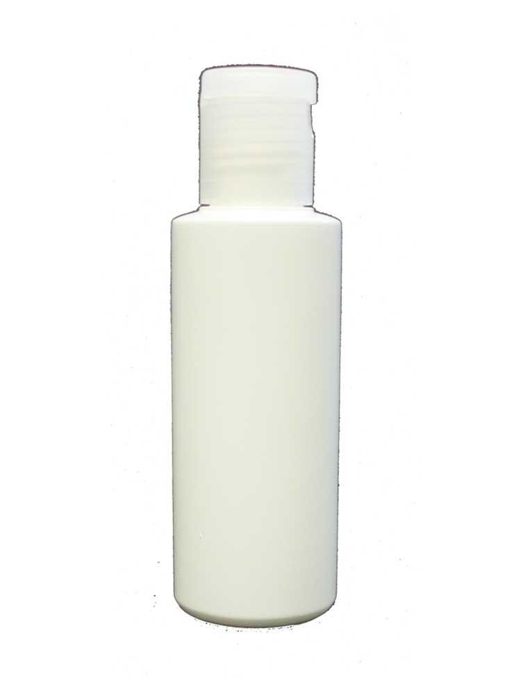 Μπουκάλι 100 ml πλαστικό λευκό