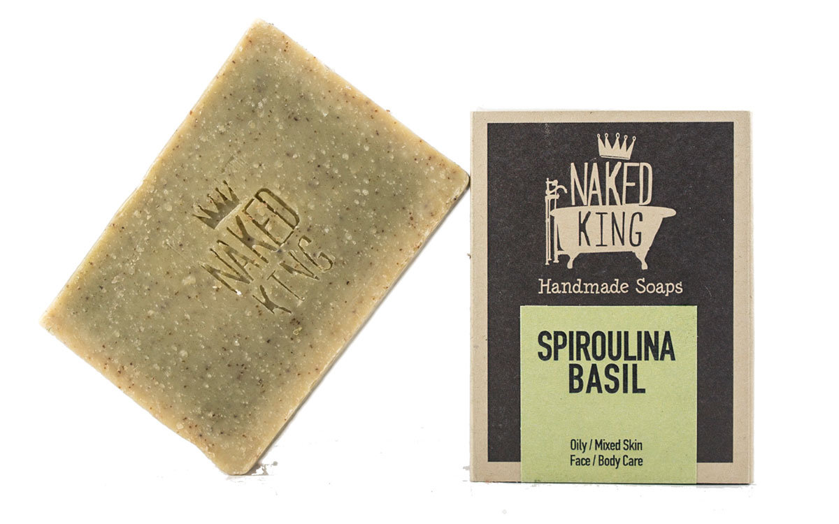 Spiroulina Basil by Naked King