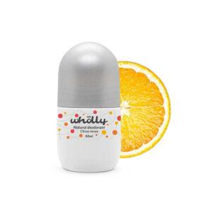 Natural Deodorant Citrus Move 50 ml by Wholly