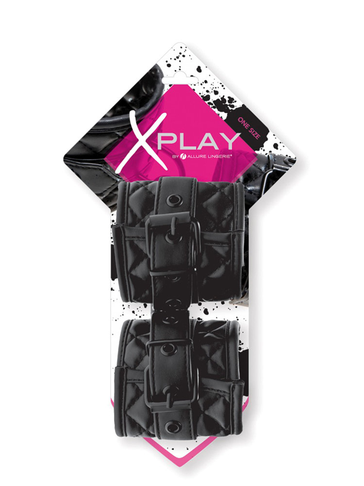 Quilted Wrist Cuffs by X-Play