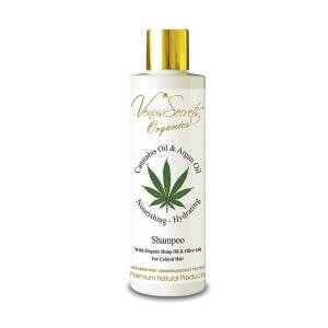 Shampoo Cannabis & Argan Oil by Venus Secrets Organic
