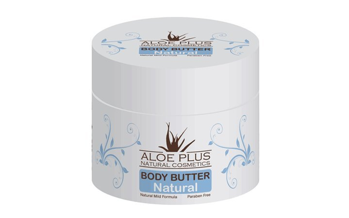 Body butter με Αλόη Natural Aloe Plus