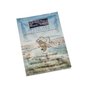 Μάσκα καθαρισμού με λάσπη Νεκράς Θάλασσας