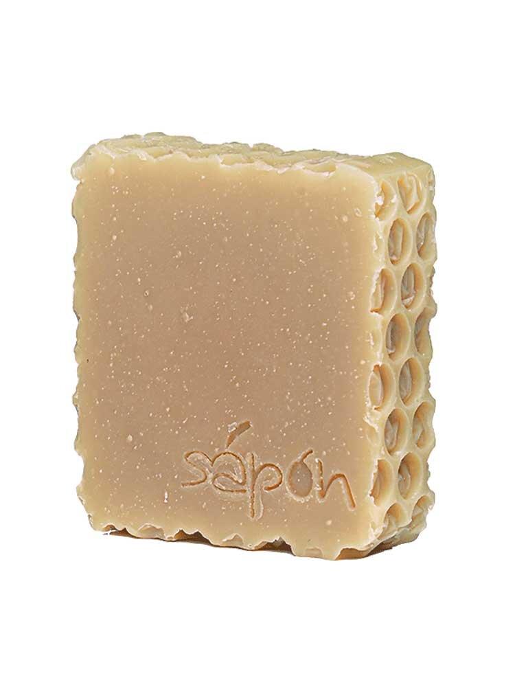 Σαπούνι με Μέλι 110gr Sapon