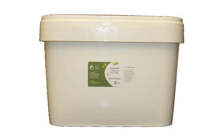 Βάση με Κατσικίσιο Γάλα 11,5 Kg