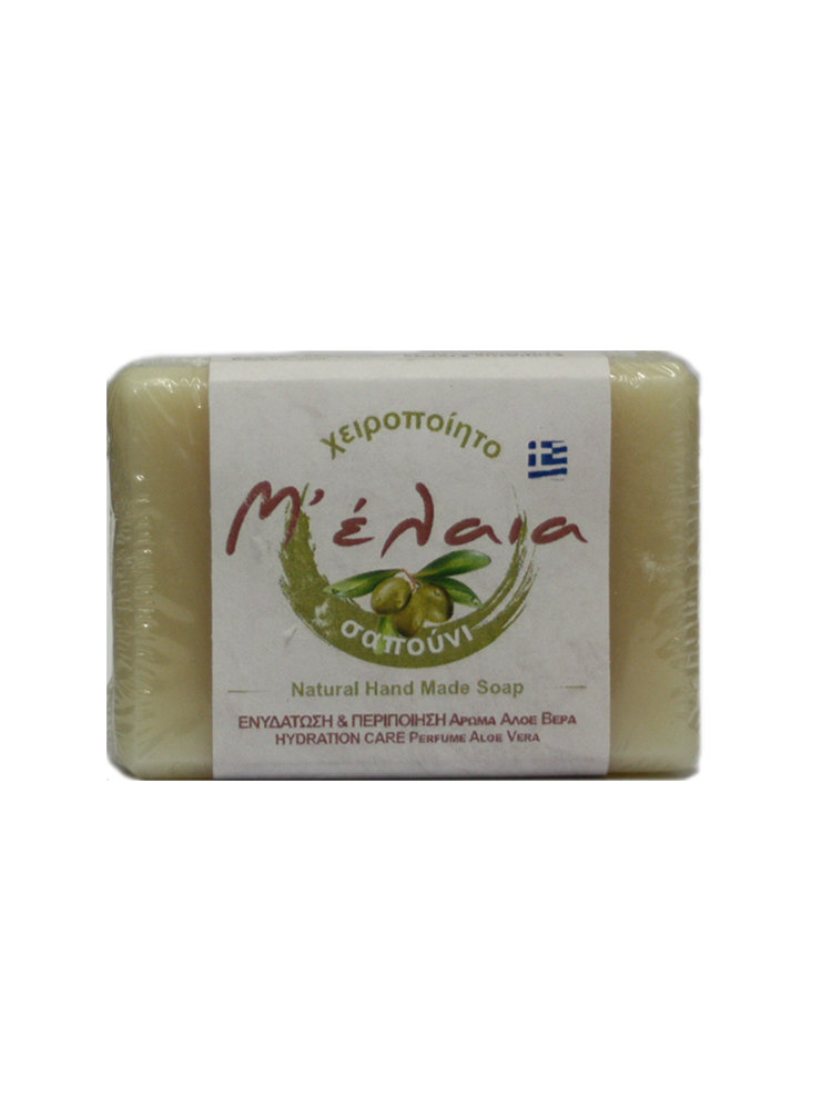 Σαπούνι ελαιολάδου με Aloe Vera από Μ΄Ελαία