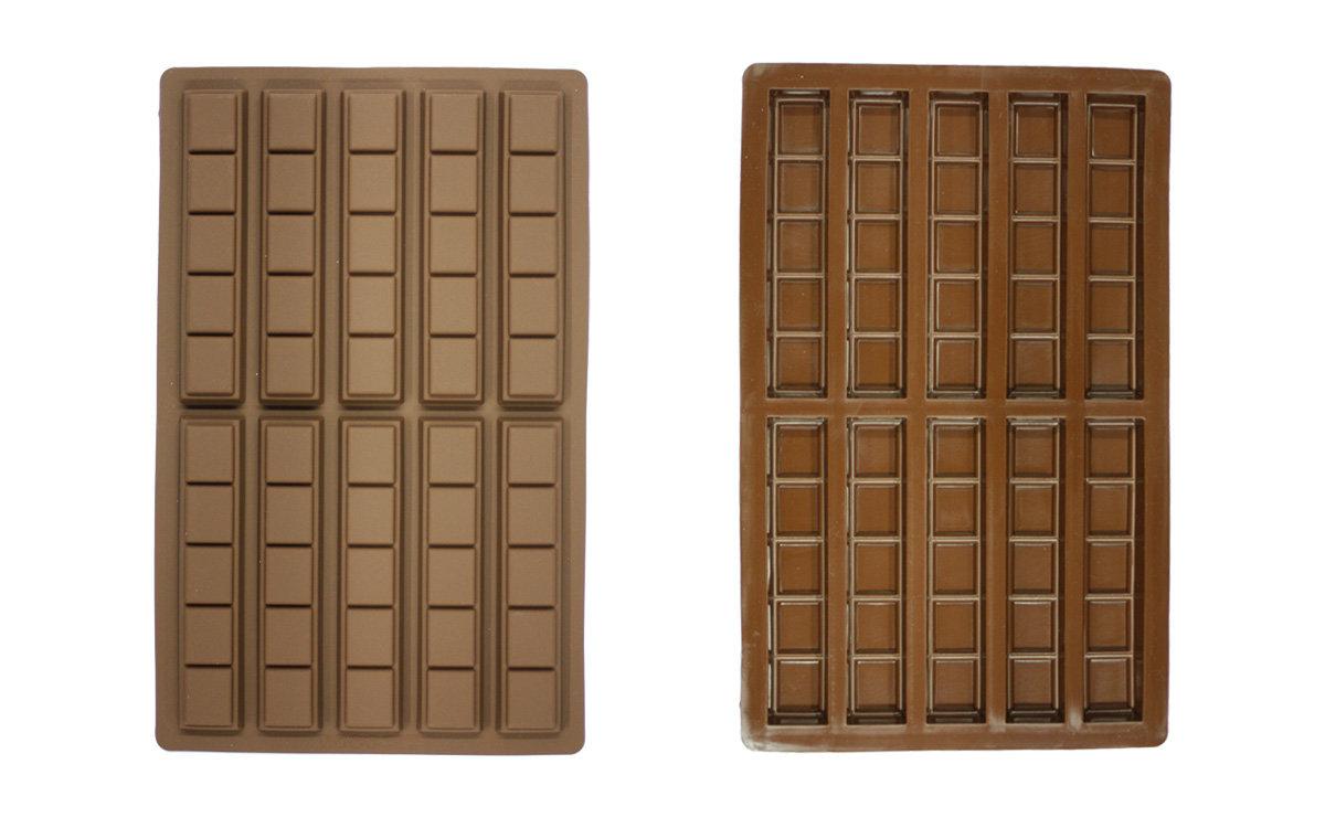 10 Ράβδοι σοκολάτας