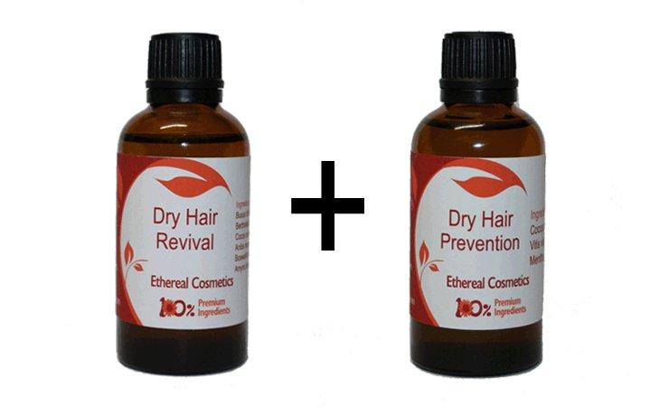 Ξηρά Μαλλιά Complete Care