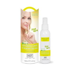 Intimate Care Cleaner Spray with Aloe Vera 100ml