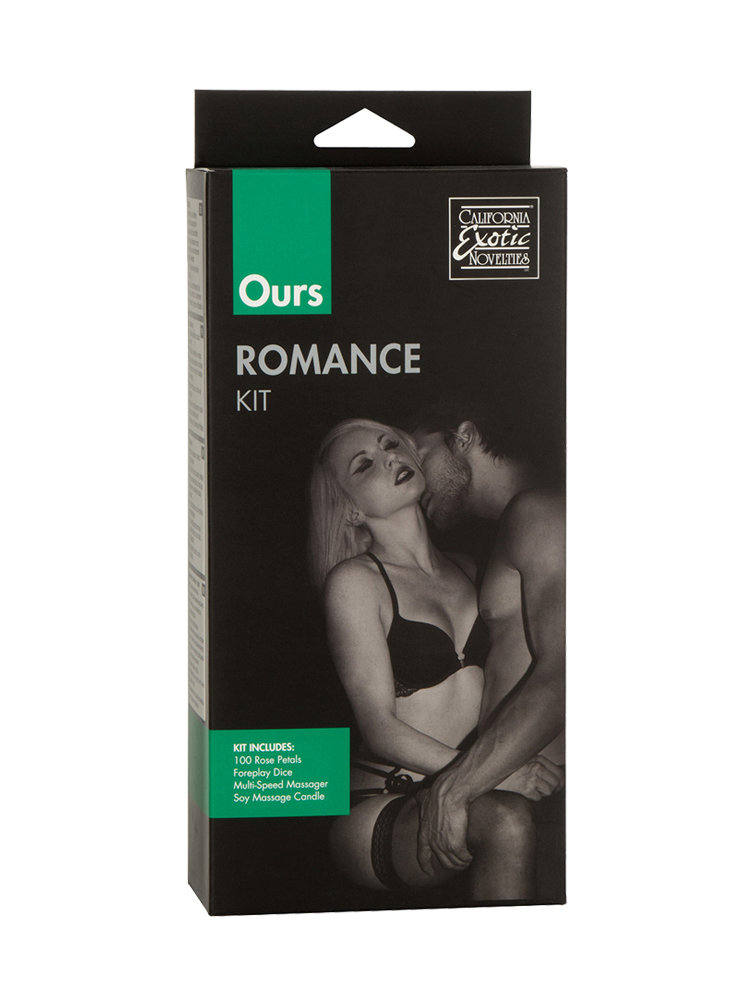 Our Romance Kit  by California Exotics