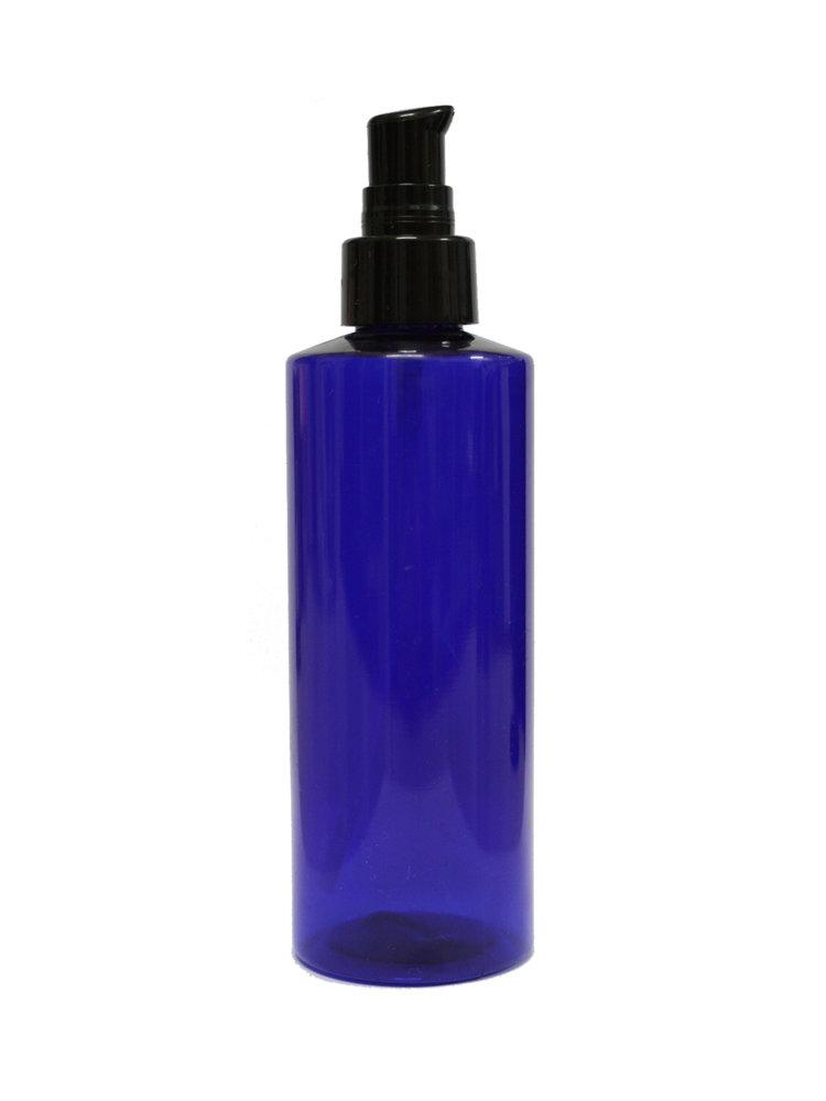 Μπουκάλι 200 ml με Αντλία (μπλε)