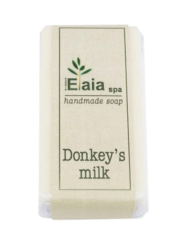 Σαπούνι με Γάλα Γαϊδούρας Elaia Spa Labs