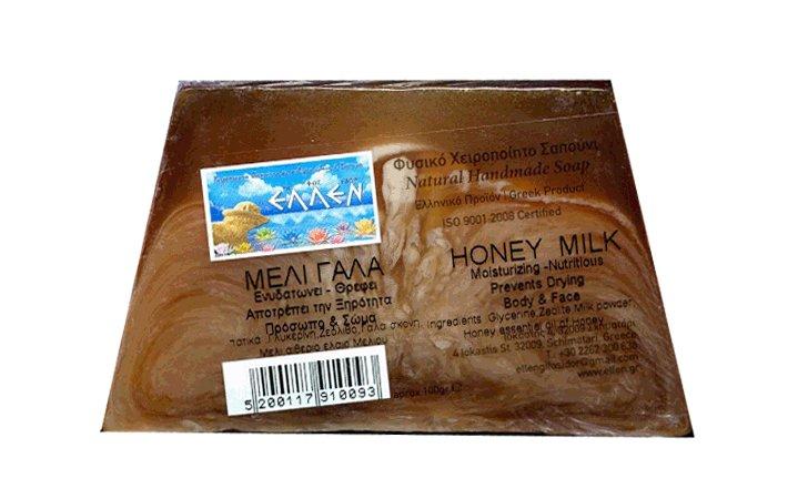 Γάλα Μέλι Ζεόλιθος ΕΛΛΕΝ