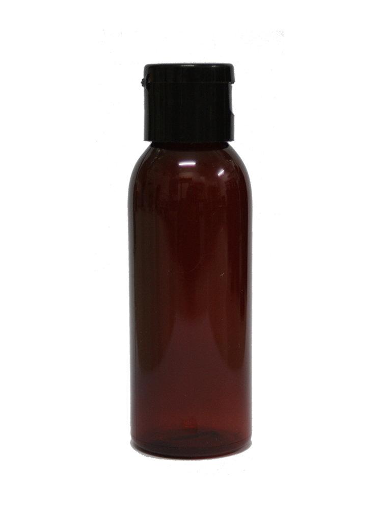 Μπουκάλι 50ml με flip top (καραμελέ)