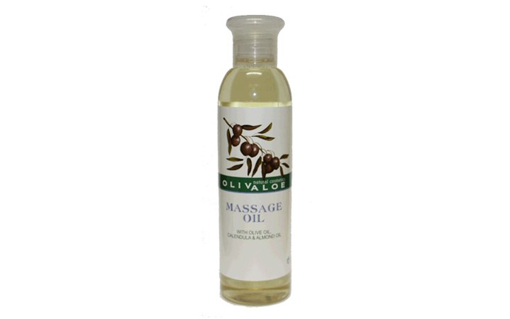 Organic Olive Massage OlivAloe