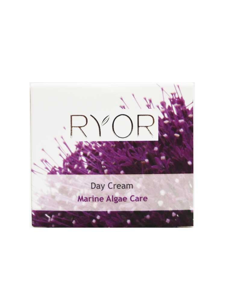 Κρέμα ημέρας με θαλάσσια άλγη by Ryor 50ml