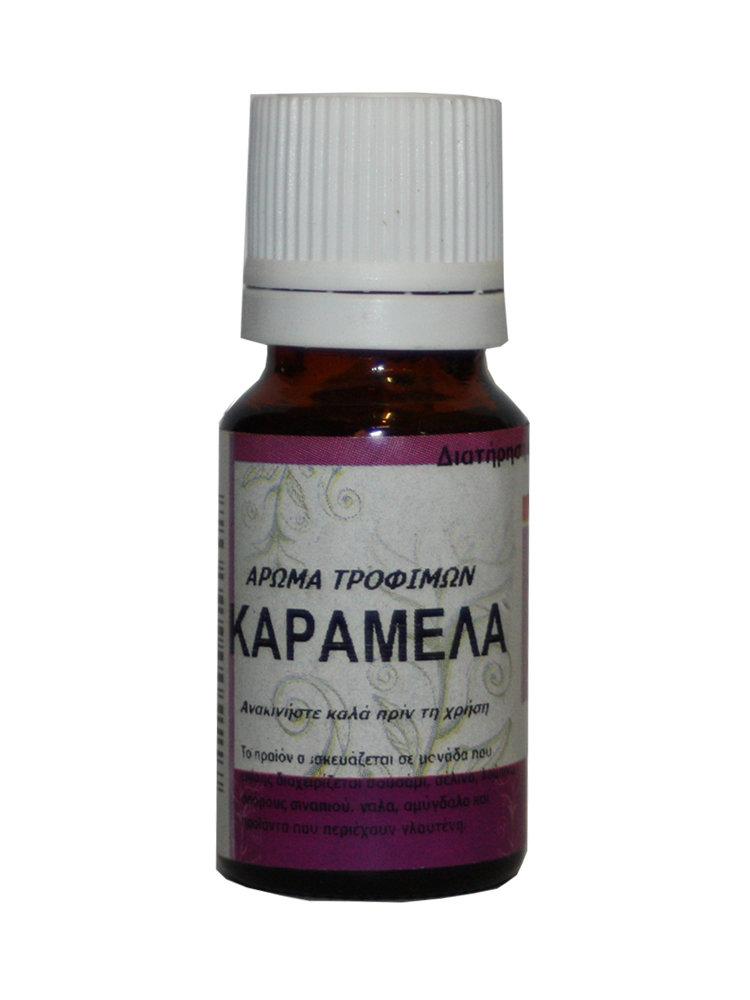 Άρωμα Τροφίμων Καραμέλα από Αλεξόπουλος