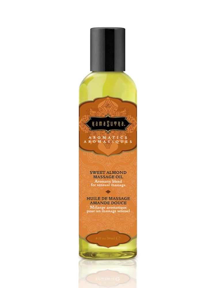 Sweet Almond Aromatics Massage Oil by Kamasutra