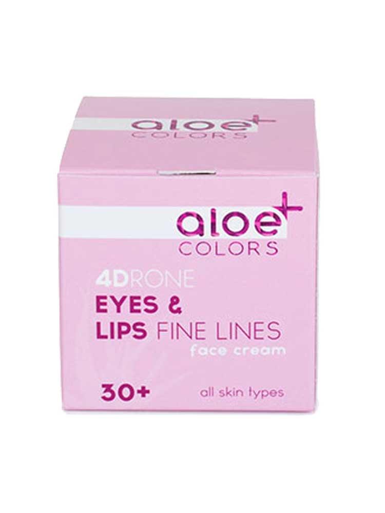 Αντιρυτιδική κρέμα ματιών και χειλιών Aloe+Colors by Aloe Plus