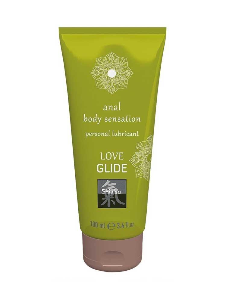 Anal Love Glide Body Sensation 100ml by Shiatsu