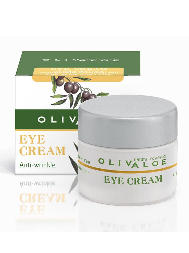 Κρέμα Ματιών OlivAloe