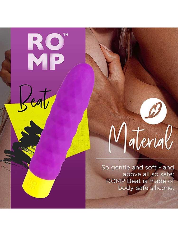 Beat Vibrator 15cm by Romp