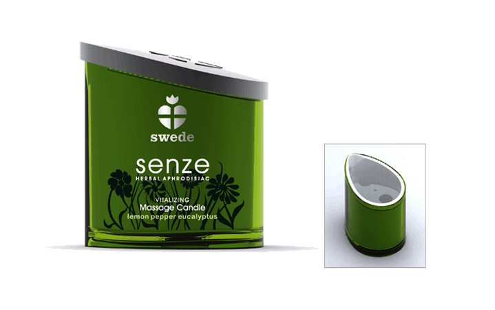 Senze Massage Vitalizing by Swede 150ml