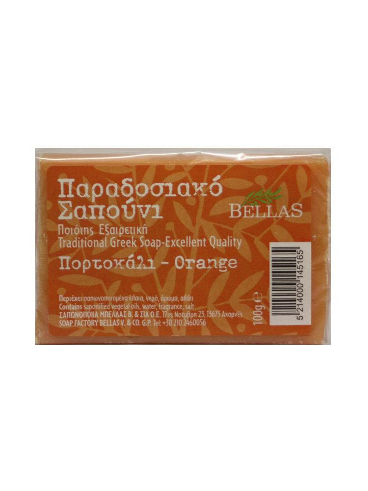 Πορτοκάλι και ελαιόλαδο Bellas