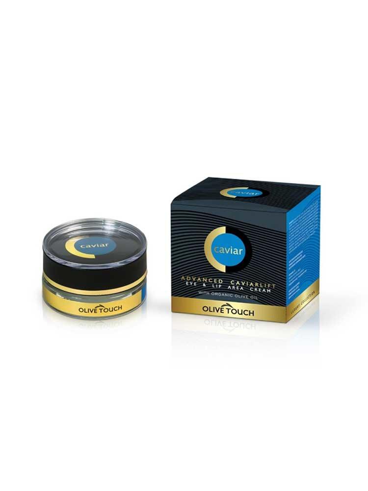 Advanced Caviarlift Eye & Lip Area Cream 15ml OliveTouch